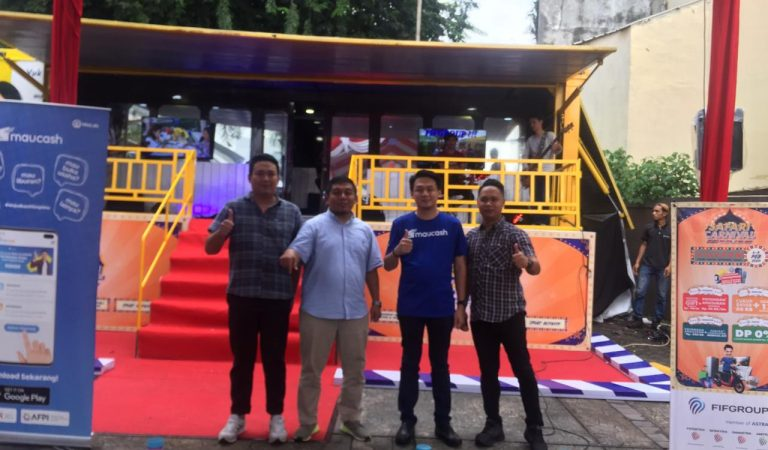 Lirik Potensi Cilegon, FIF Group Gelar Safari