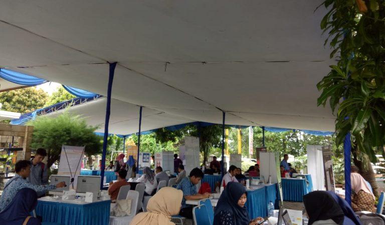 Ratusan Lowongan Kerja Masih Tersedia di Job Fair Online Kota Tangerang