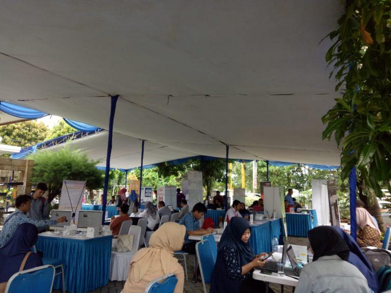 Ratusan Lowongan Kerja Masih Tersedia Di Job Fair Online Kota Tangerang Banten Hari Ini